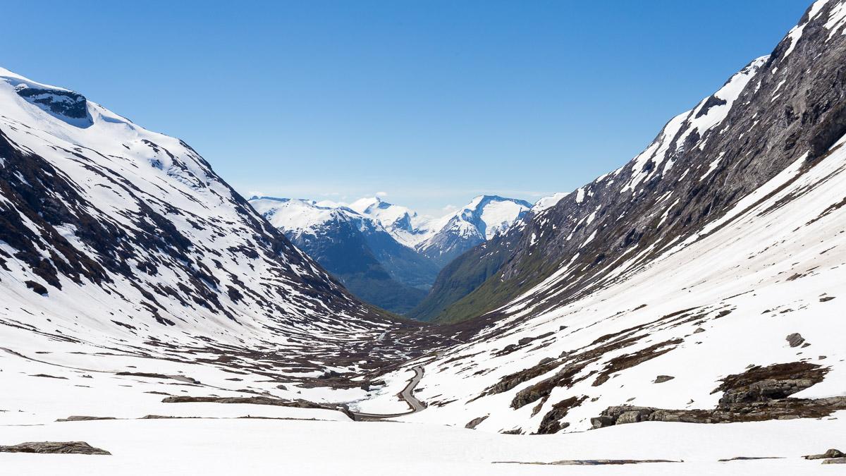 Norge - Strynfjällvägen