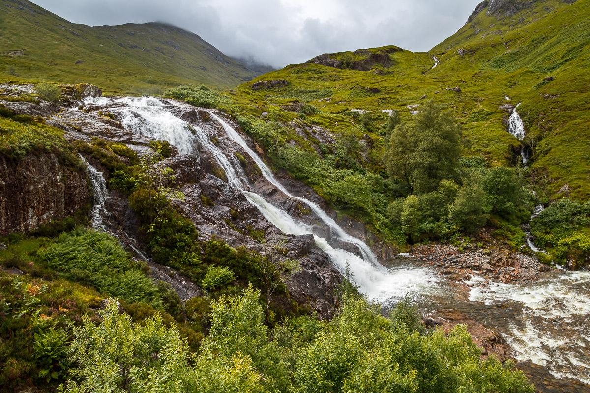 Vattenfall i Skottland