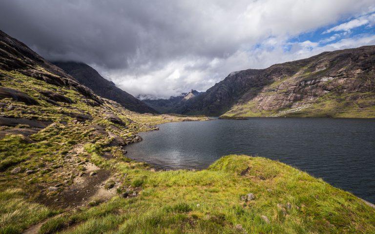 Loch Coruisk på Isle of Sky