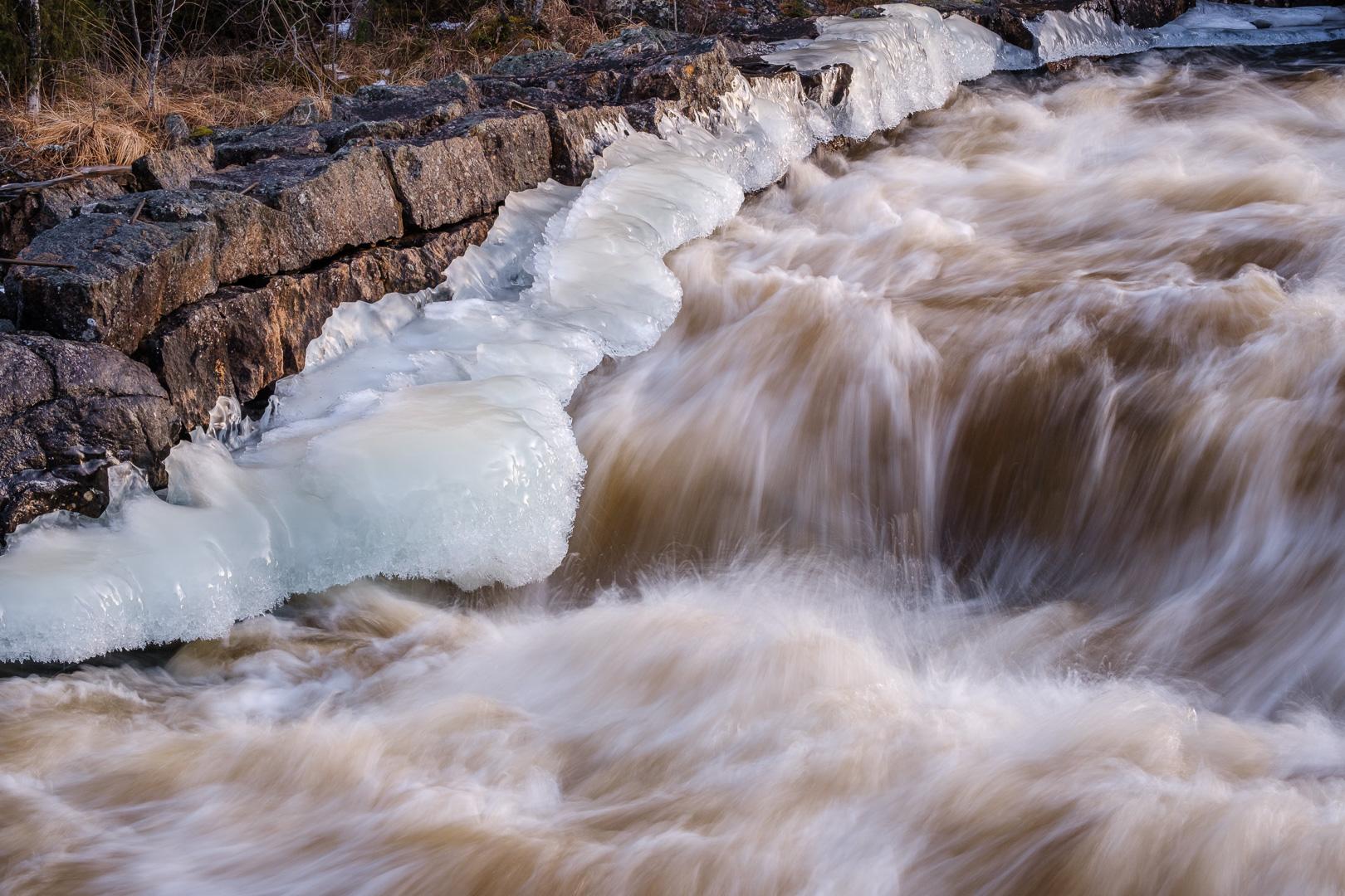 Hylströmmen i Hälsingland