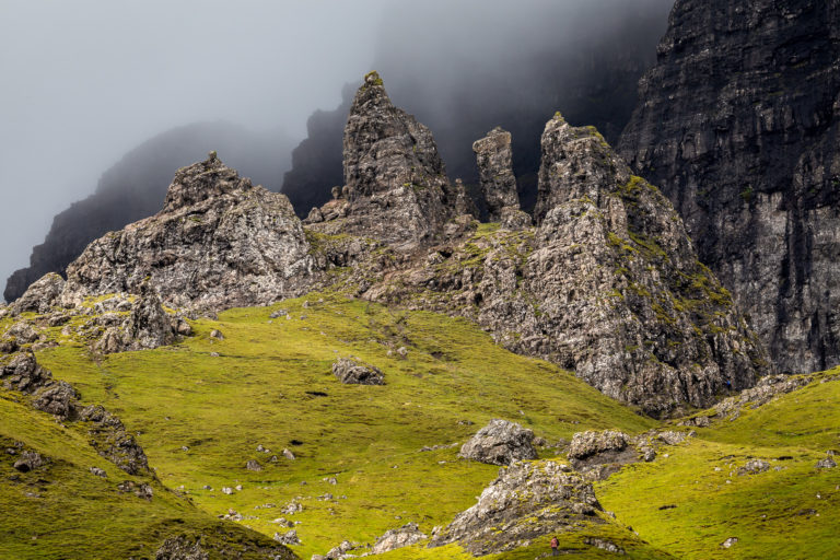 Old man of storr - Isleofsky