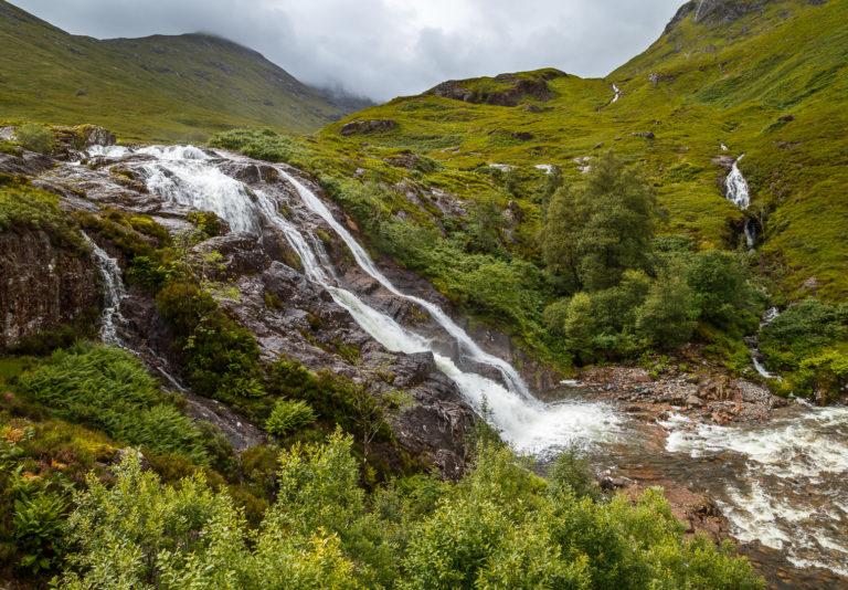 Glencoe -  Skottland